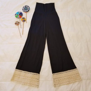 Patty Biggs Women's Palazzo Pants Size S